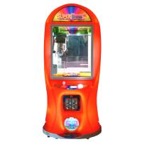 Buy cheap One Player Super Box 2 Claw Crane Machine / Anti - Shaking Claw Game Machine from wholesalers