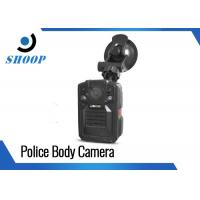 Buy cheap Infrared Police Wearing Body Cameras , DVR Body Worn Camera With Night Vision product
