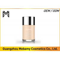 Buy cheap Organic Liquid Mmineral Makeup Foundation Broad Spectrum Spf 20 30 Buff  1 Oz from wholesalers