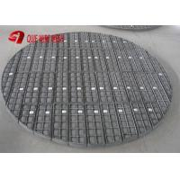 China York 431 421 709 Mesh Demister Pad For Distillation Column , Drying Tower on sale