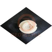 Buy cheap High Tenacity Geotextile Dewatering Tubes Woven 13.7m * 20m Size Anti Acid product