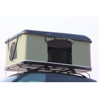 Buy cheap hard shell Vehicle roof tent for 1-2people to use for camping outdoor from wholesalers