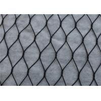 Buy cheap Hand Woven Stainless Steel Netting Mesh Durable Acid / Alkalinity Resisting from wholesalers