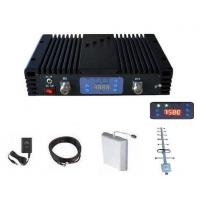 Buy cheap IP40 GSM Mobile Signal Booster 20dBm Power LED Alarm With N Female Connector from wholesalers