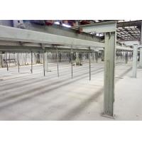 Buy cheap Assembly Reinforcing Bars AAC Mesh Frame Precast Concrete Roof Slabs Machine product
