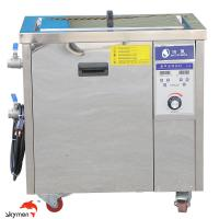 Buy cheap 1500W 100L Industrial Ultrasonic Cleaner Removing Grease Particles For Tube / Gears from wholesalers