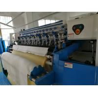 Buy cheap 128 Inch Multi Needle Mattress Quilting Machine , Duvet Computerized Quilting System from wholesalers