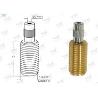 Buy cheap All Threaded Adjustable Cable Grippers Raw Brass Material With  Security Head from wholesalers