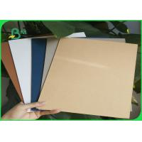 Buy cheap Hard Stiff Large Grey Chipboard Sheets / Grey Board Paper For Gift Box from wholesalers