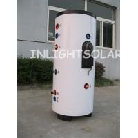 Buy cheap Double Coil Solar Water Heater Tank With Hot Water Long Time Preservation from wholesalers