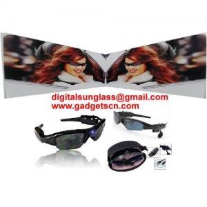 China Bluetooth MP3 Sunglass MP3 Player and Bluetooth Headset Bluetooth Earphone on sale