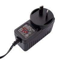 Buy cheap 24W AU Plug Wall Power Adapter , 12V2A 18V1.2A , RCM SAA Approval , For LED Strip from wholesalers