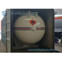 Buy cheap Mobile LPG tank 20M3 liquid petro gas tank trailer , small LPG skid LPG Gate for Africa from wholesalers