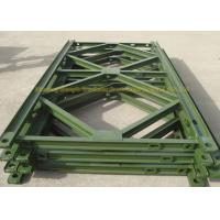 Buy cheap Q345 Chord Reinforcement Structural Steel Bridge For Bailey Bridge from wholesalers