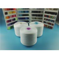 China Clothing Knotless Plastic Cone 100% Polyester Yarn 40s / 2 for Sewing Thread on sale