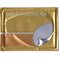 Buy cheap Gold Collagen Facial Mask Anti Wrinkle , Transparent Hand Mask SS-049 from wholesalers