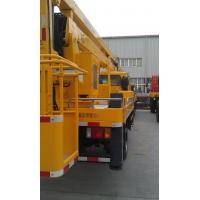 18.3m Operating Height Boom Lift Truck 200kg Rated Lood XZJ5068JGK