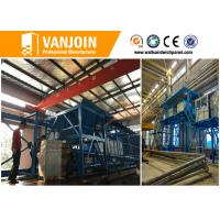 Buy cheap High Output Eps Continuous Sandwich Panel Production Line For Precast Wall Panel from wholesalers