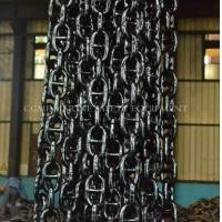 Buy cheap Marine U2 U3 stud link anchor chain for ship from wholesalers