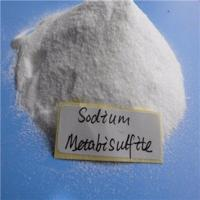 Buy cheap Antichlor Sodium Metabisulfite SafetyFor Cotton Bleaching , Sodium Meta Bi Sulphate from wholesalers