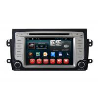 Buy cheap Android Car Stereo Bluetooth Receiver Suzuki Radio navigation system SX4 2006 2011 from wholesalers