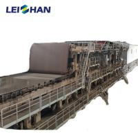 Buy cheap Occ Waste Kraft Paper Making Machine Recycling Production Line 1 Year Warranty from wholesalers