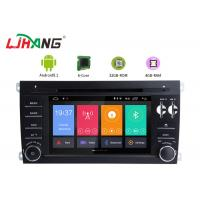 Buy cheap Android 8.1 Porsche Cayenne Android Touch Screen Car Radio Free Map Card product