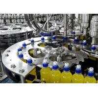 Buy cheap Automatic Soda Carbonated Water Filling Machine for Glass Bottles Easy Operation from wholesalers