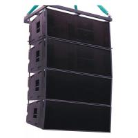 Buy cheap Sports Stadiums Stage Sound System 148dB SPL With 60Hz - 18kHz Frequency from wholesalers