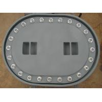 Buy cheap Stainless Steel Ship Hatch Cover Round Angle Watertight / Weathertight from wholesalers
