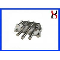Buy cheap Industrial Permanent Magnetic Grill / Rare Earth Grate Magnets In Customized Size from wholesalers