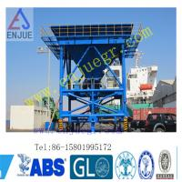 Buy cheap Latest Industry Port Mobile Type Double Dust Collect Hopper for Truck Load and Unload Bulk Cargo from wholesalers