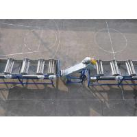 Buy cheap EVA HDPE Plastic Washing Line Custom Color Capacity 150-200 Kg/H High Automatic Level from wholesalers