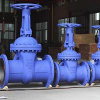 Buy cheap Carbon Steel Bellows Seal Gate Valve Full Port Flanged Gate Valve PN40 from wholesalers