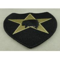 Buy cheap USA Military Personalised Embroidered Badges , Embroidery Custom Cloth Patches from wholesalers