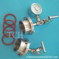 Buy cheap Tube furnace used Vacuum Sealing Flange Assembly for 50mm dia.Tube  - EQ-FL-50 from wholesalers