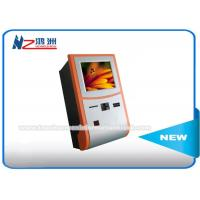 Buy cheap Self Service Payment ATM Kiosk Touch Screen Wall Mounted Bank ATM Machine from wholesalers