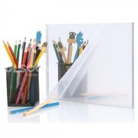 Buy cheap 0.8mm-6mm silver colored acrylic mirror sheets for decoration from wholesalers