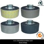 Buy cheap Metal/Resin Diamond Grinding Profile Wheel Stone Slabs Polishing Drum Wheel from wholesalers