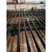 Buy cheap Black API 5L ASTM A106 A53 Seamless Steel Pipe For Petroleum Pipeline Industrial from wholesalers