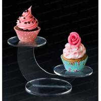 Buy cheap CD (135) 2 tier cake stand for cupcake from wholesalers