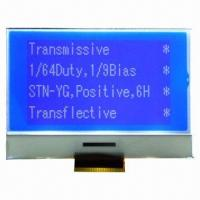 Buy cheap Customized COG Character and Graphic Module, LED and CCFL Backlight Mode from wholesalers