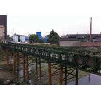 Buy cheap Portable 3 Meters Modular Steel Suspension Bridge Prefabricated Steel Bridges from Wholesalers