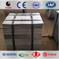 Buy cheap SS Stainless Steel 316 Plate / 2mm 3mm Thin Stainless Steel Sheeting from wholesalers