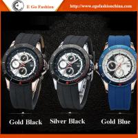 Buy cheap CURREN Watch Model No. 8143 Fashion Sports Watch for Boy Girls Hip Hop Watch Silicon Watch from wholesalers