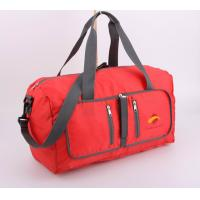 Buy cheap Leisure Foldable Travel Bag For Luggage from wholesalers