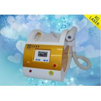 Buy cheap laser tattoo remover qswitched nd yag laser product