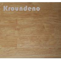 Buy cheap Waterproof Rural 12 mm Hand Scraped Oak  Laminate Flooring With U-shaped Grooves from wholesalers