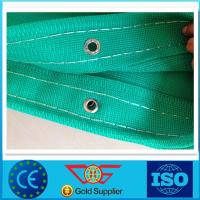 Buy cheap Blue Protecting Construction Safety Nets , HDPE Scaffold Safety Netting from wholesalers
