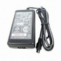Buy cheap AC Power Adapter with 8.4V/1.5A Output, Suitable for Sony L25B Camera/Camcorder/Handycam DCR-HC42 from wholesalers